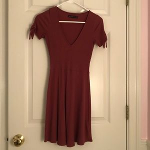 Abercrombie and Fitch V cut dress
